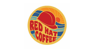 Red Hat Coffee Oat Milk Latte Cans